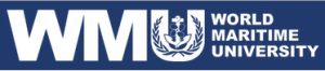 Logo and link to website of World Maritime University