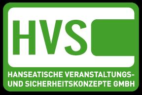 Logo and Link to website of HVS Hanseatische Veranstaltungs-und Sicherheitskonzepte GmbH