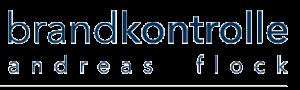 Logo der brandkontrolle Andreas Flock GmbH